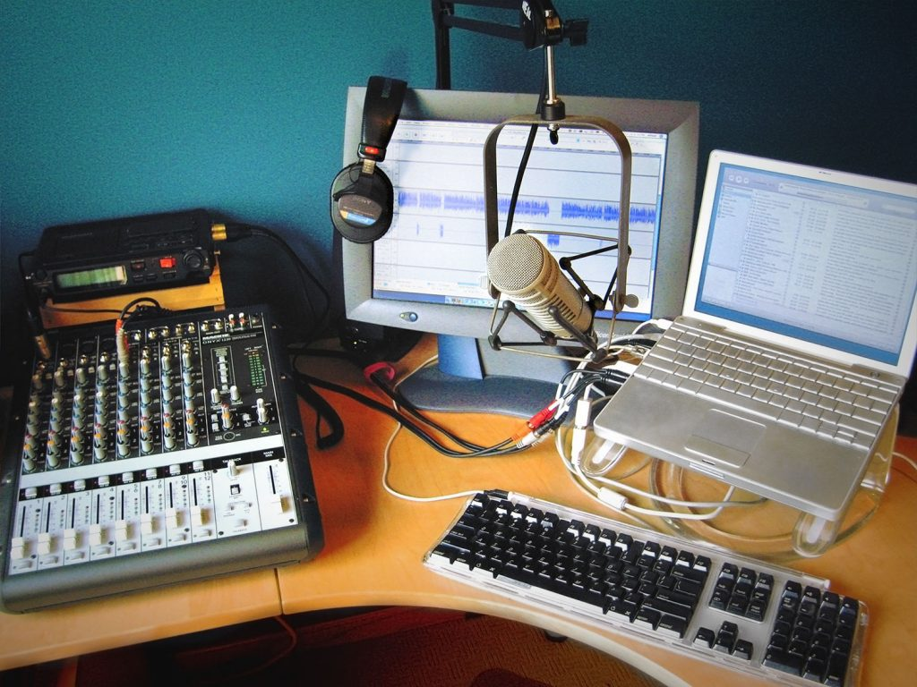 un home studio, MAO, musique assistée par ordinateur