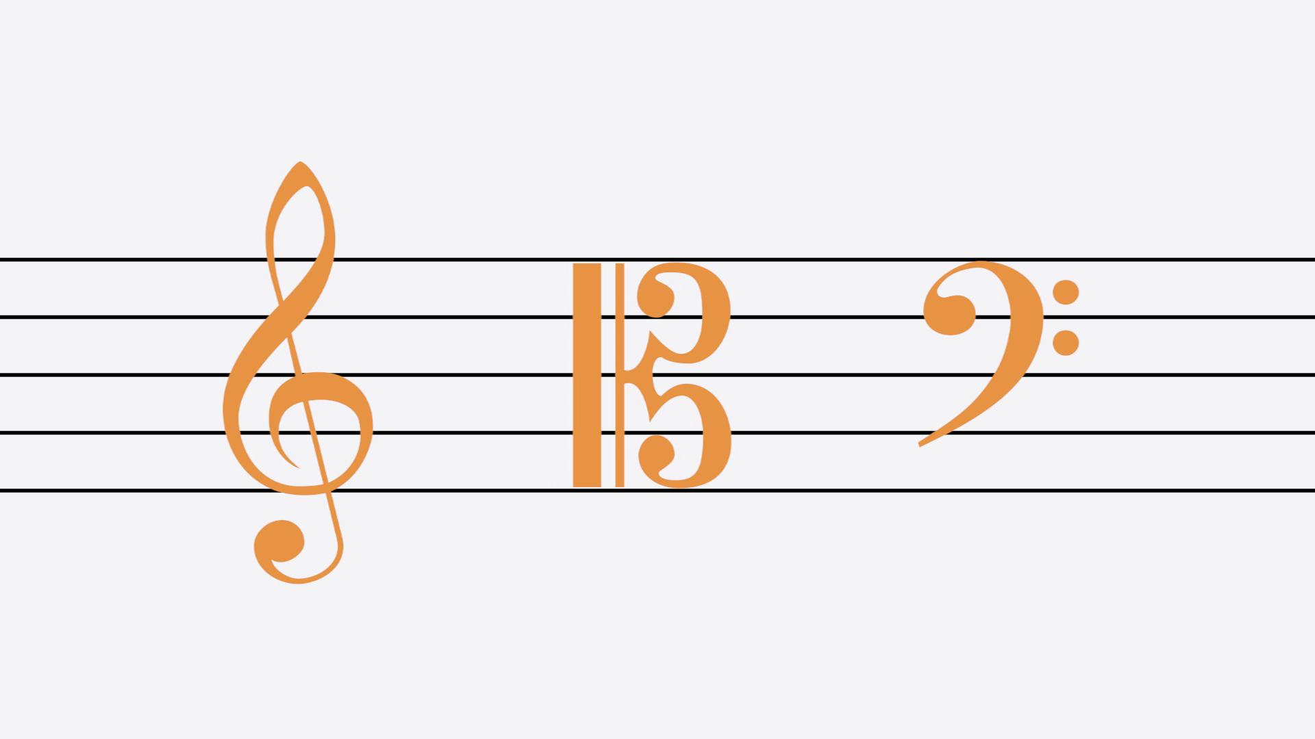 Les 3 figures de clef